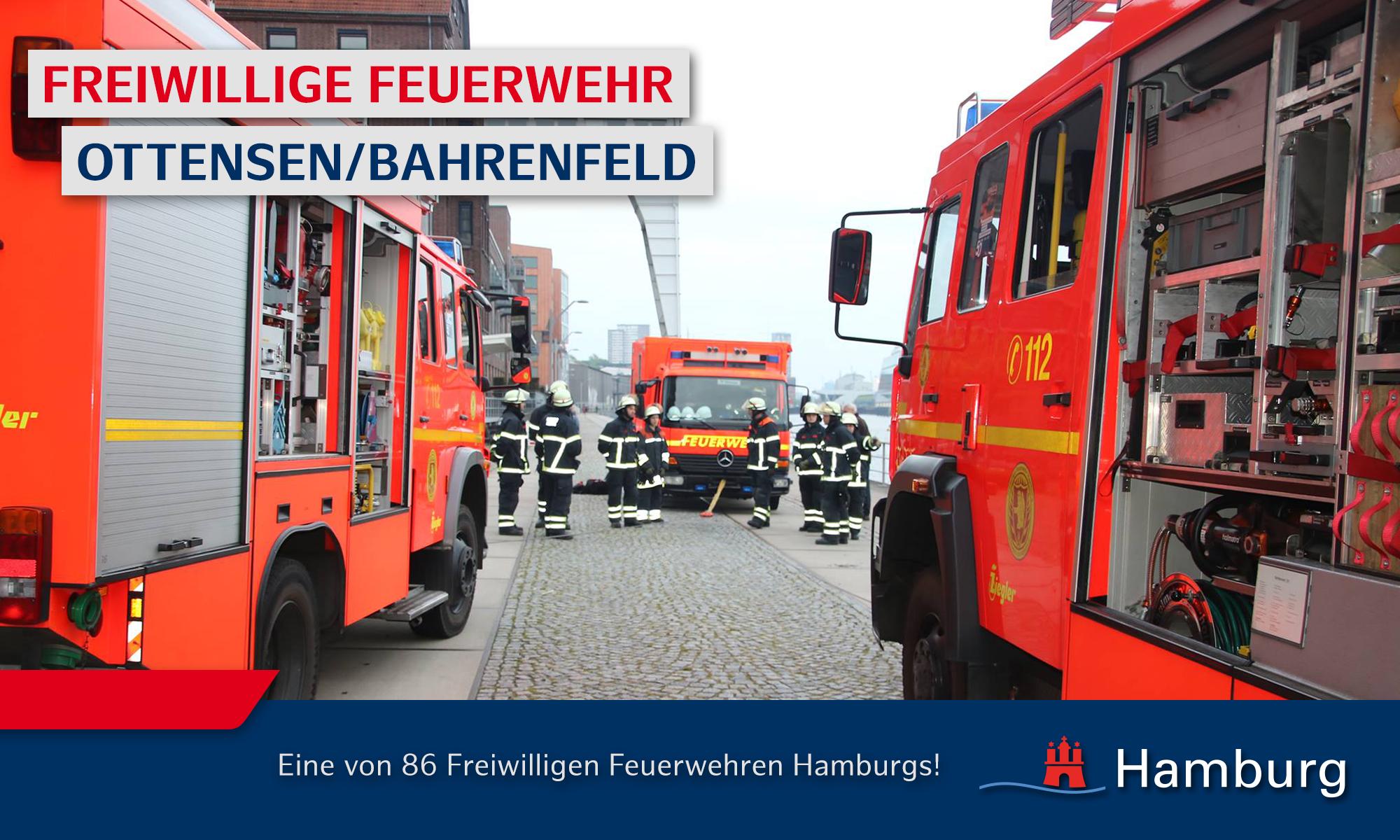 Freiwillige Feuerwehr Ottensen / Bahrenfeld